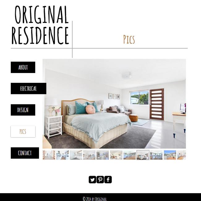 Original Residence