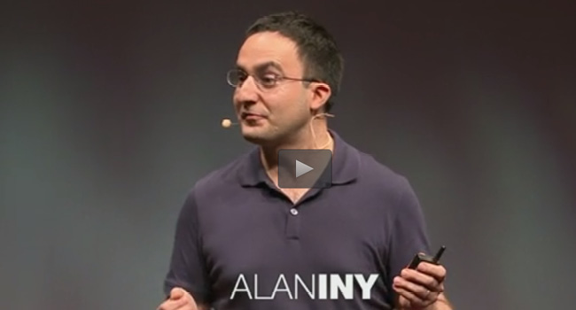 Alan Iny: Reigniting Creativity in Business