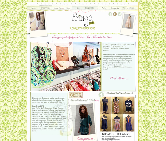 Fringe Consignment Boutique