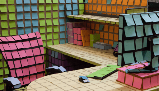 New TASK OF THE WEEK COVER AN OFFICE WITH POSTIT NOTES  Taskrabbit