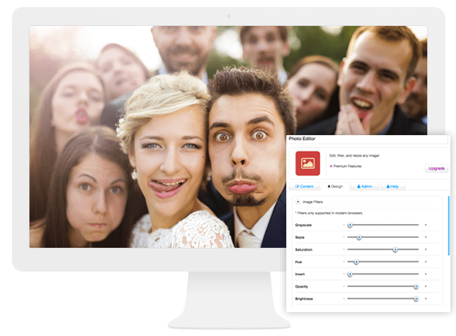 The Photo Editor App for Wix Users