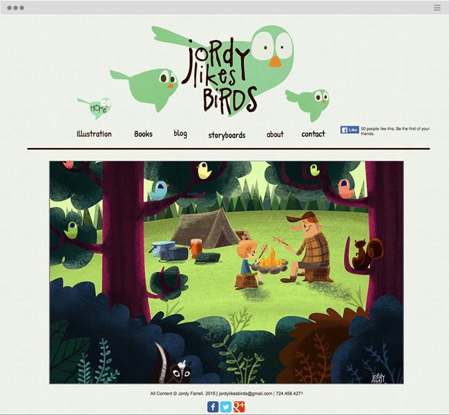 Jordy Likes Birds