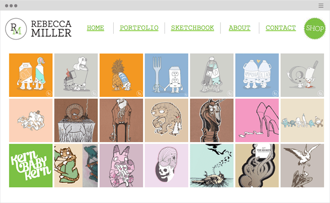 15 magnificent websites created by artists and illustrators for Drawing websites
