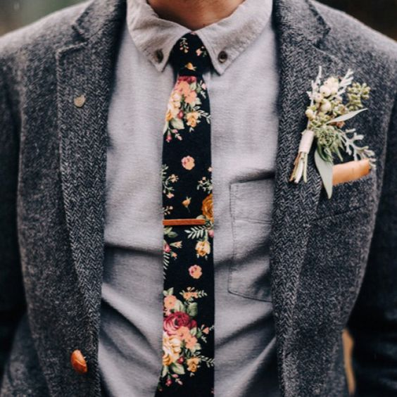 Groom Suit with TIe