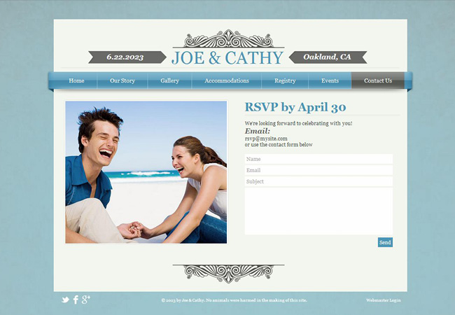 Wedding Websites Ideas: How To Create An Unforgettable Wedding Website